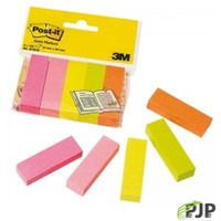 ZNACZNIKI INDEKS. POST-IT MIX 15x50 5x100 SZT.