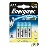 BATERIE ENERGIZER AAA-LR3 4 SZT. MAXIMUM POWER