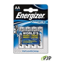 BATERIE ENERGIZER AA-FR6 4 SZT. ULTIMATE LITHIUM
