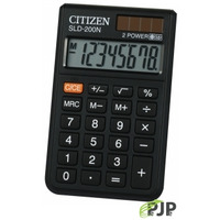 KALKULATOR CITIZEN SLD 200N